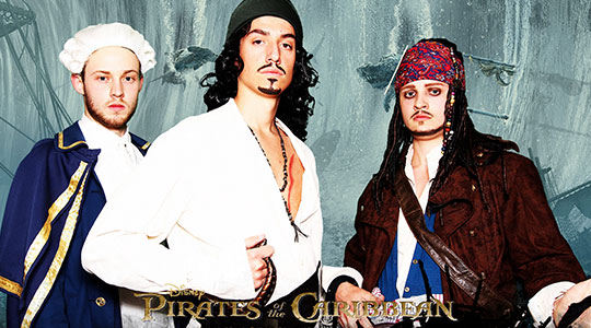 PIRATES OF THE CARRIBEAN PREMIERE