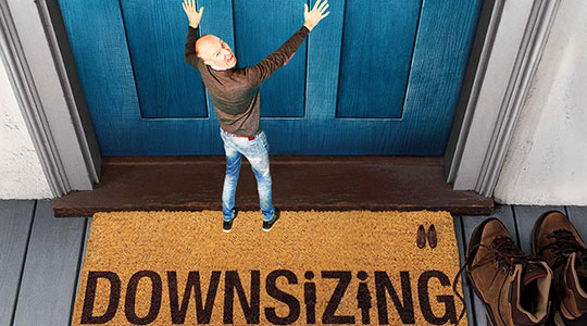 DOWNSIZING PREMIERE